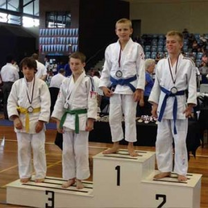 Judo competitions in Cairns