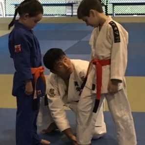 Judo northern beaches